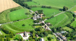 Avebury from the Air - Lo Res