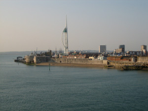 Portsmouth Spinaker Tower