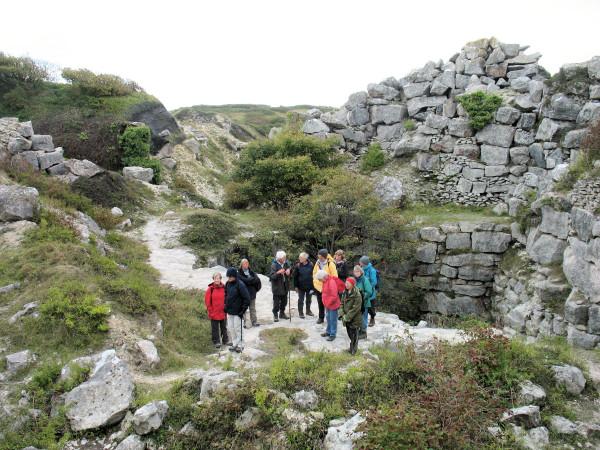 King Barrow Quarry walk